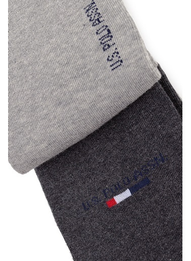 U.S. Polo Assn. Çorap Gri